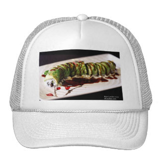 (Insect) Catipillar Sushi Gifts Tees & Collectible Cap