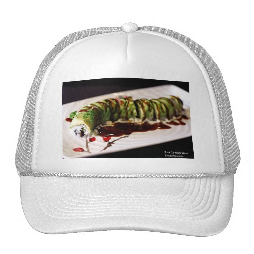 (Insect) Catipillar Sushi Gifts Tees & Collectible Hat