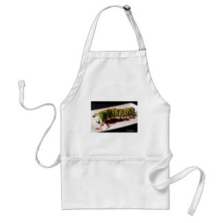 (Insect) Catipillar Sushi Gifts Tees & Collectible Standard Apron