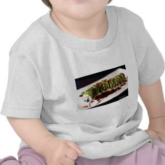 (Insect) Catipillar Sushi Gifts Tees & Collectible Tee Shirt