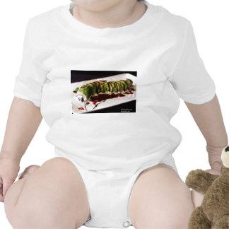 (Insect) Catipillar Sushi Gifts Tees & Collectible Baby Bodysuit