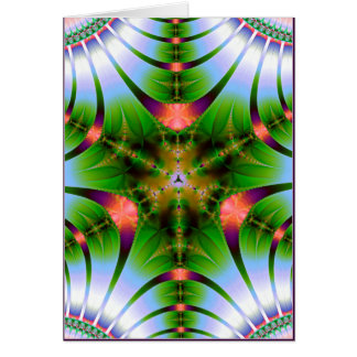 insect deva greeting card