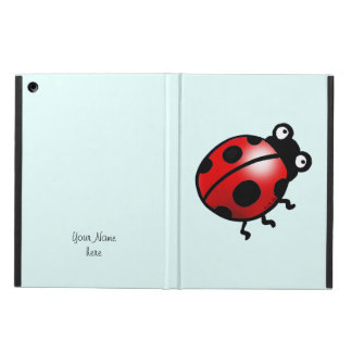 insect ladybug cartoon case for iPad air