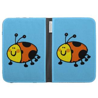 insect ladybug kindle covers