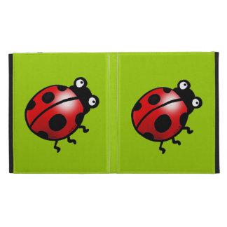 insect ladybug iPad case