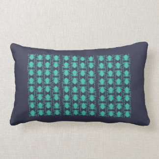 Insect modern chic throw pillow