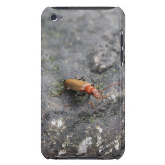 Insect on a rock barely there iPod cases
