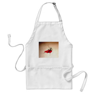 Insecticide color aprons