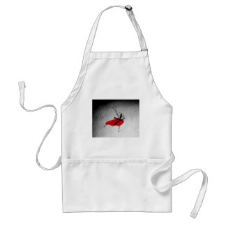 Insecticide (gray) apron