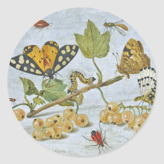 Insects Crawling Stickers