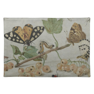 Insects & Fruits Placemat