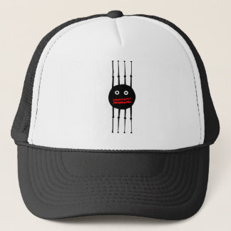 Insects fun cool graphic spider trucker hat