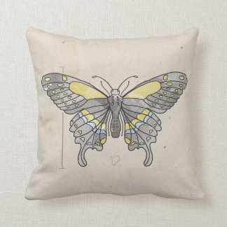 Insects Series- Dragonfly + Butterfly 2 for 1 Cushion