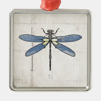 Insects Series- Dragonfly by VOL25 Christmas Ornament