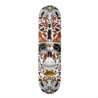 INSECTS SKULL SKATEBOARDS