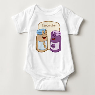 Inseparable Baby Bodysuit
