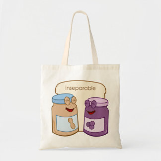 Inseparable Tote Bag