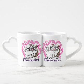 Inseperabull Lovers' Mugs