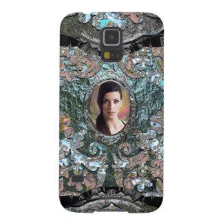 Insert Your Image Elegant Glaçon Case For Galaxy S5