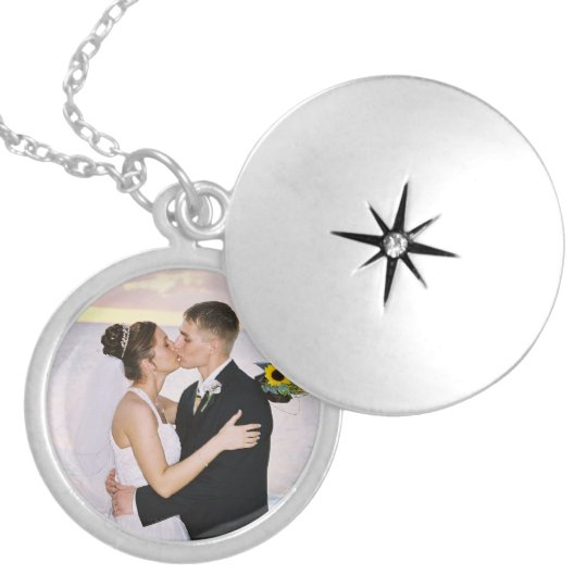 Insert your own photo_Necklace Locket Necklace