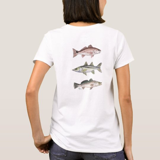 Inshore Slam ~ Amber Marine T-Shirt