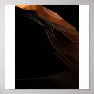 Inside Antelope Canyon Print