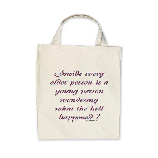Inside Every Older Person Bag