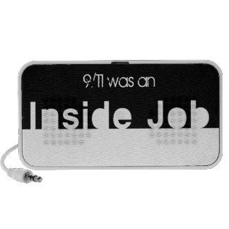 inside job iPhone speaker