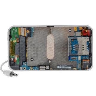 Inside Mini Speaker