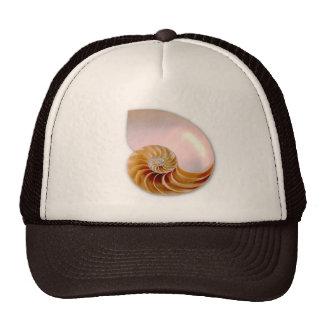 Inside Nautilus Trucker Hat