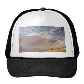 Inside of Haleakala Crater Maui Hawaii U S A Hat