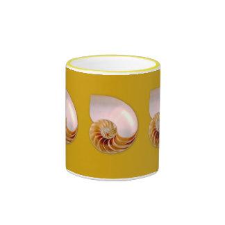 Inside of Nautilus Coffee Mugs