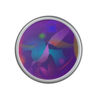 Inside Purple Speaker