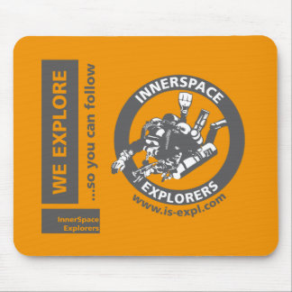 Inside space Explorers mouse PAD