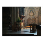 Inside Temple Church Post Cards
