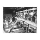 Inside the Deadwood Terra Gold Stamp Mill Gallery Wrapped Canvas