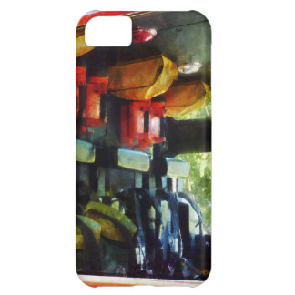 Inside the Fire Truck iPhone 5C Cases