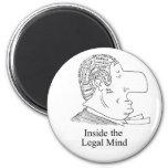 Inside the Legal Mind magnet