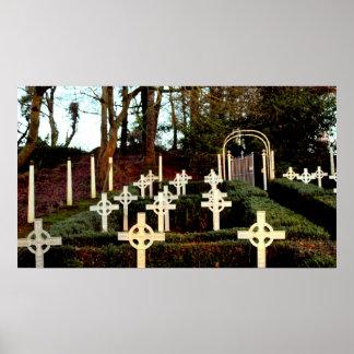 Inside the Nun's Graveyard Poster