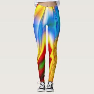 Inside the Rainbow Leggings