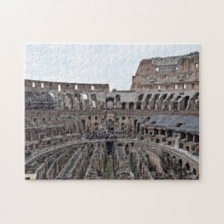 Inside the Roman Colosseo Puzzle
