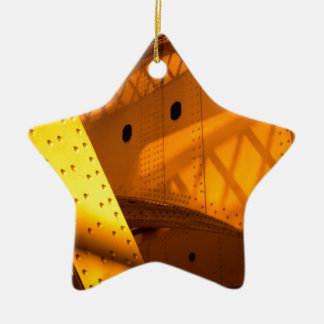 Inside Tower Bridge collection Ceramic Star Decoration