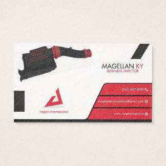 insight intl business cards
