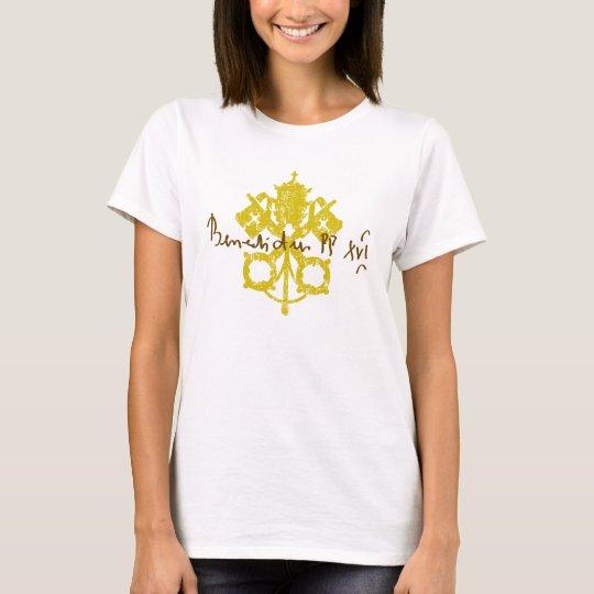 Insignia del Papa T-Shirt