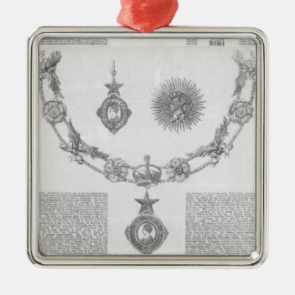 Insignia of the Order of Knighthood Christmas Ornament