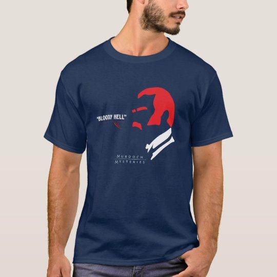 Inspector Brackenreid T-shirt