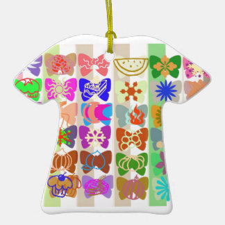 Inspiration from Colorful Lives of Butterflies Christmas Tree Ornament