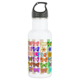 Inspiration from Colorful Lives of Butterflies 532 Ml Water Bottle