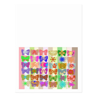 Inspiration from Colorful Lives of Butterflies Postcard