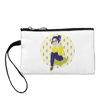Inspiration Illustration: Reading and Writing Coin Purses